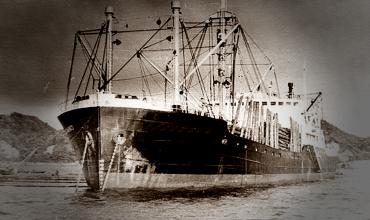 Теплоход Старый большевик – легенда Северных морей