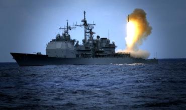 Крейсер ВМС США Винсеннес