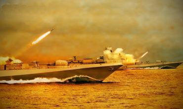 Индо-пакистанская морская война – операции Трайдент и Питон