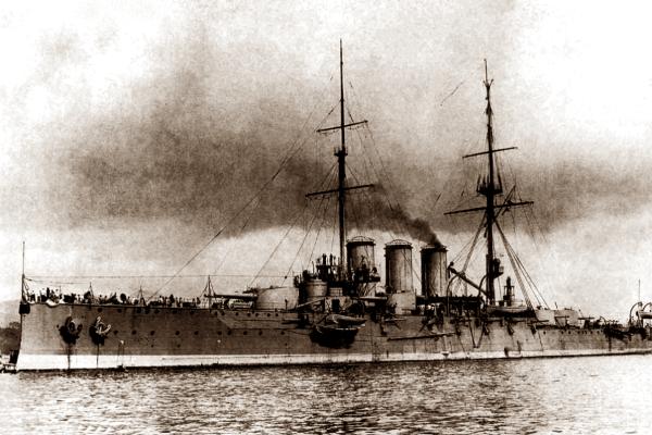 Броненосный крейсер 1-го ранга Рюрика