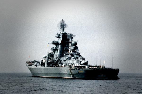 Российские атомные крейсера типа Орлан