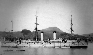 Броненосный крейсер 1-го ранга Рюрик