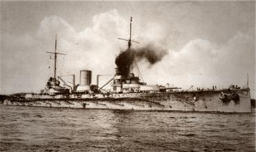 Линейный крейсер Мольтке
