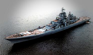 Тяжёлые атомные ракетные крейсера проекта 1144 «Орлан»