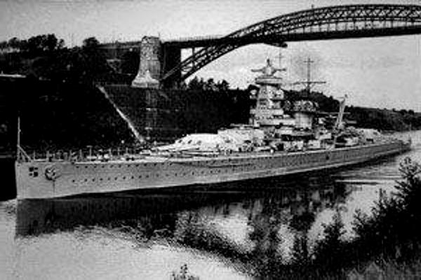 Адмирал Граф Шпее и его легендарный капитан