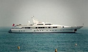 Сокар – яхта Мохаммеда Аль-Файеда