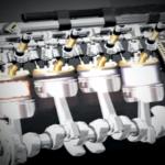 Динамика судового двигателя