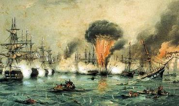 Морское сражение в Синопской бухте