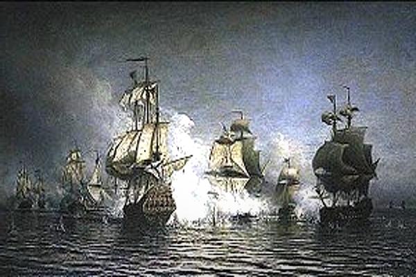 Сражения на Балтике