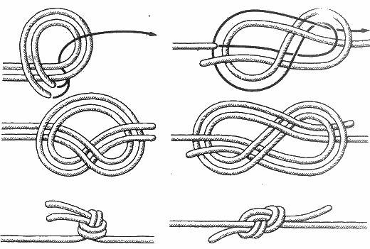 Фламандский узел
