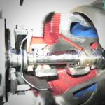Мощность турбины и компрессора