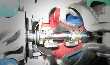 Обеспечение баланса мощности турбины и компрессора в комбинированном двигателе