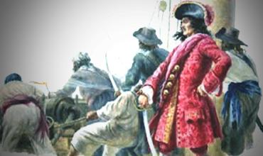 История пирата по кличке Нэд Лоу