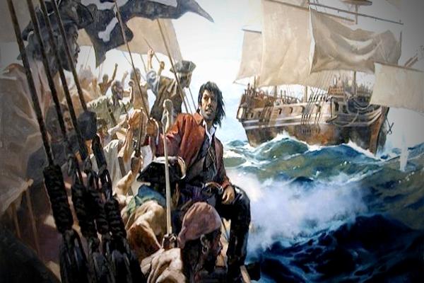 История одного пирата