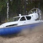 Тест - драйв судна