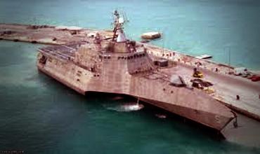 Могущественные крейсера современного флота