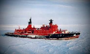 Атомные ледоколы бывшего СССР и России