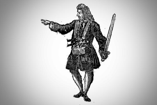 Пират Джон Рэкхем