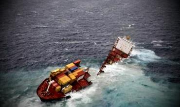 Гибель танкера в прямом эфире, отказ двигателя