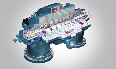 Производительность центробежного компрессора двигателя внутреннего сгорания судна