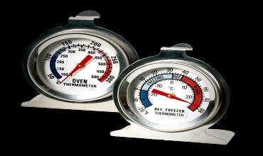 Изменение температуры воздуха и газов