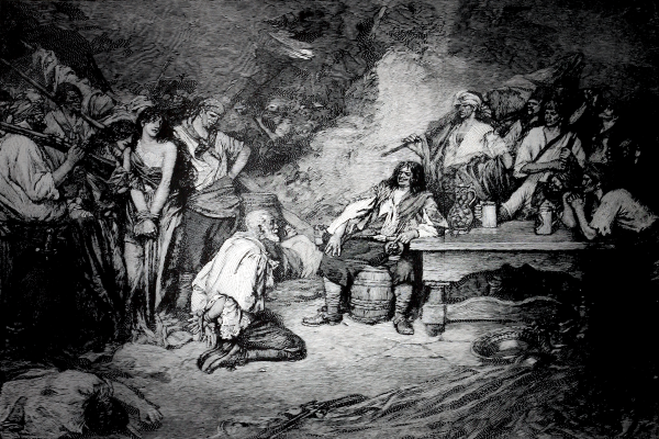 Генри Морган – самый жестокий пират всех времен