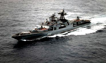 Противолодочные корабли