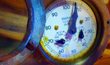Скоростные характеристики топливной аппаратуры судового двигателя
