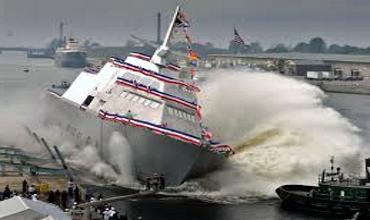 Спуск кораблей на воду. Удачные и не очень