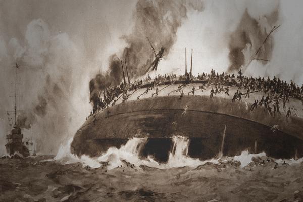 Сражение у Доггер-банки (1915)