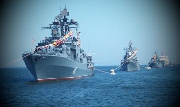 Тихоокеанский флот ВМФ России