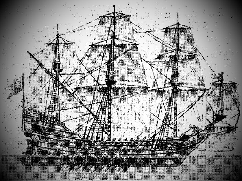 Корабль Фредерик