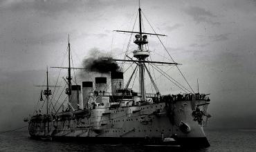 Российский императорский флот (видео)