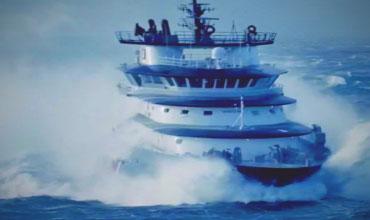 ТОП 10 кораблей во время шторма