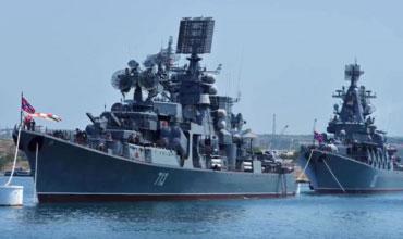 Топ 5 самых больших кораблей России
