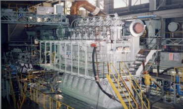 Система VIT двигателей MAN-B&W L-MC
