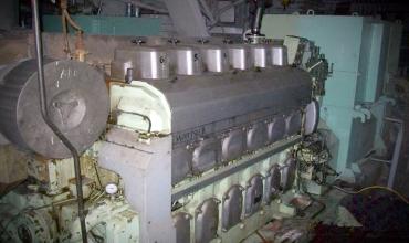 Насосы двигателей Вяртсиля