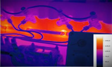 Тепловое состояние и охлаждение форсунок