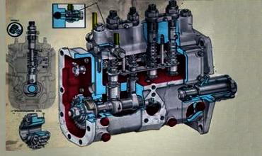 Основные конструкции топливных насосов и форсунок