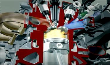 Прогревание, нагружение до полной мощности и остановка дизельного двигателя