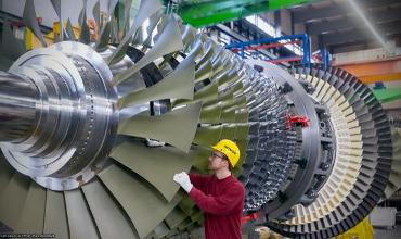 Способы очистки газовых турбин ГТН