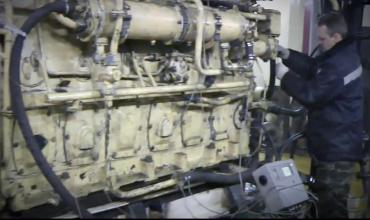 Проверка и регулирование ТНВД двигателей Ч и ЧН 2534-3