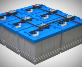 Аккумуляторная система фирмы MAN-B&W