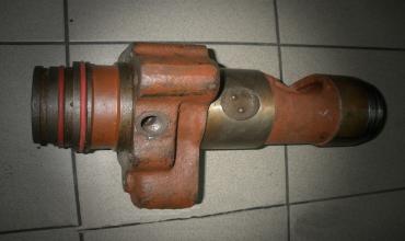 Электронное управление и гидропривод выхлопного клапана