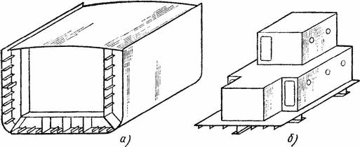 Блоки секций