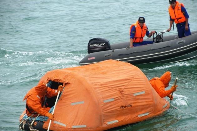 Морская подготовка экипажа
