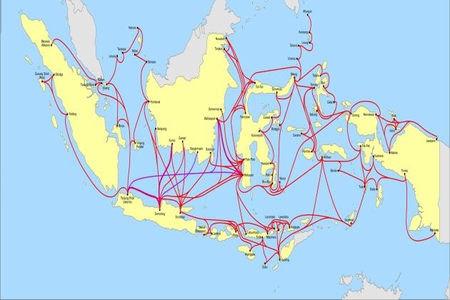 Океанские пути мира
