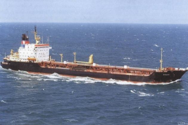 Советский танкер Цесис
