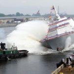 Спуск судна на воду