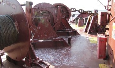 Монтаж судовых устройств и дельных вещей